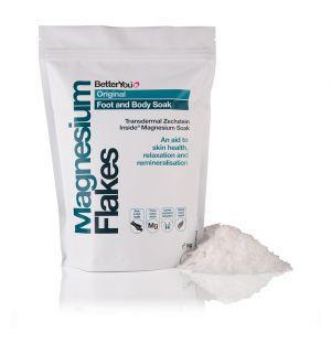 Magnesium Foot & Body Soak Flakes 1kg