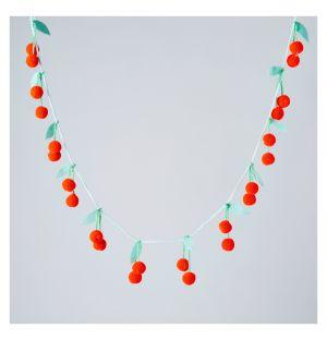 Cherry Sprig Garland