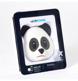 Panda Emoji Power Bank