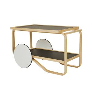 Tea Trolley 901 Black