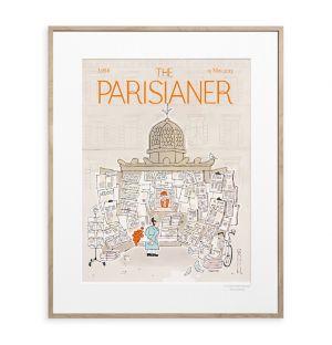 The Parisianer 'Maumont' Print