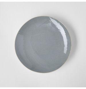 Side Plate Pumice Grey