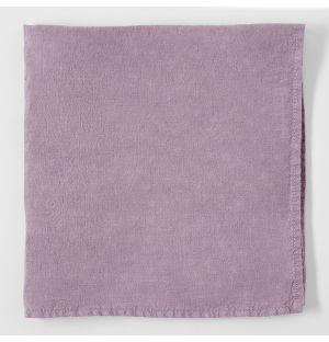 Linen Napkin Thistle