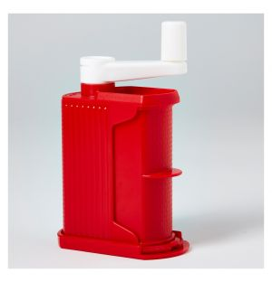Table Parmesan Grater Red