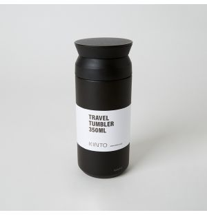 Travel Tumbler Black