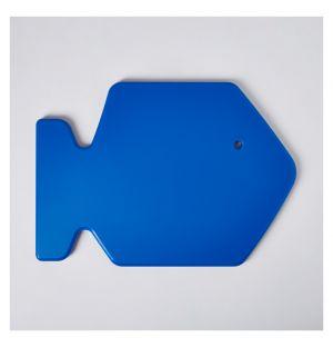 Fish Chopping Board Blue