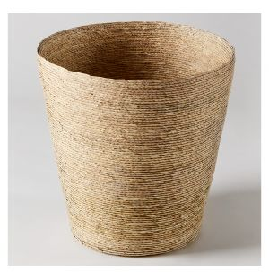 Waste Paper Basket Natural