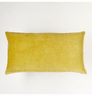 Velvet Cushion Cover Laurel 30cm x 55cm