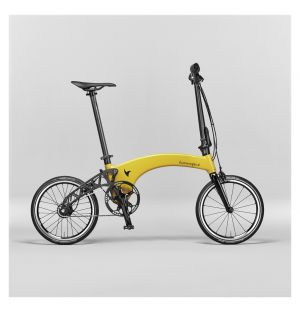 Folding Multi-Speed Bike