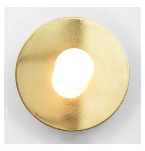 Dot Wall Light Brass