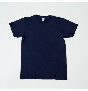 Crew Neck T-Shirt Navy Set of 2