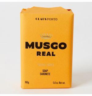 Musgo Body Soap Orange Amber