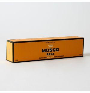 Musgo Shaving Cream Orange Amber