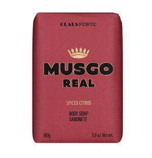 Musgo Body Soap Spiced Citrus