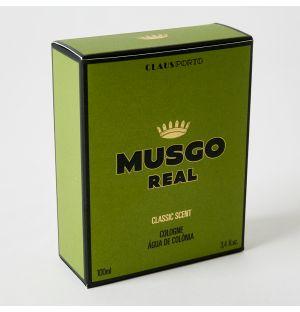 Musgo Eau de Cologne Classic Scent