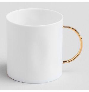 Gold Tea Mug