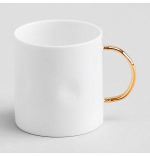 Gold Coffee Mug