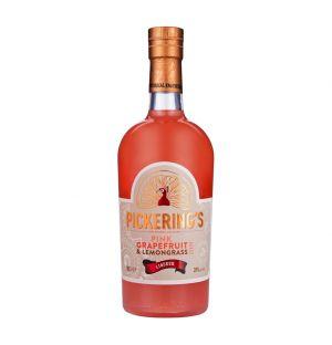 Pink Grapefruit & Lemongrass Gin Liqueur 50cl