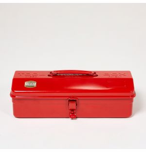Hip Roof Toolbox Red