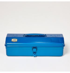 Hip Roof Toolbox Blue