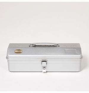 Hip Roof Toolbox Silver