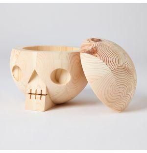 Kranium Skull Box Pine