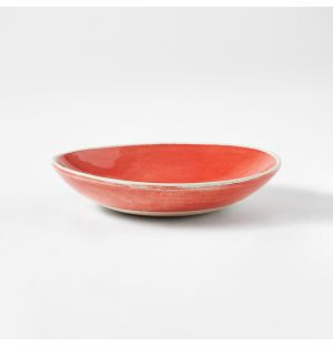 Brights Small Dish Red