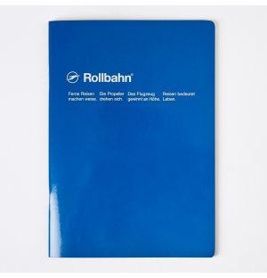 Rollbahn A5 School Notebook
