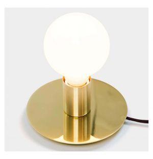 Dot Table Lamp Brass