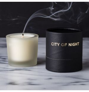 City of Night Scented Candle