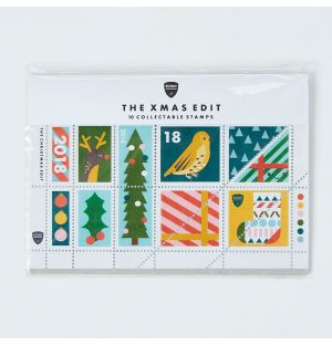 Christmas Edit Stamp Set 1