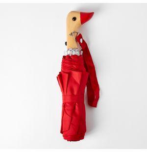 Duck Umbrella Red