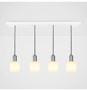 Oblo Pendant Light Set Graphite