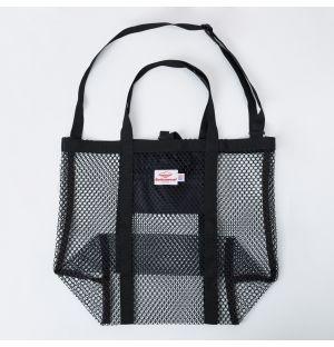 Mesh Tote Bag Black