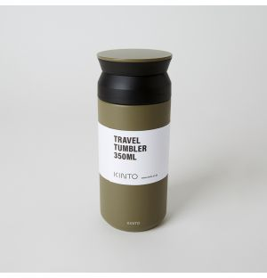 Travel Tumbler Khaki