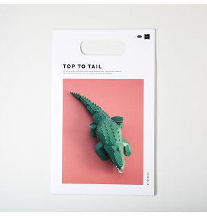 Top To Tail Crocodile