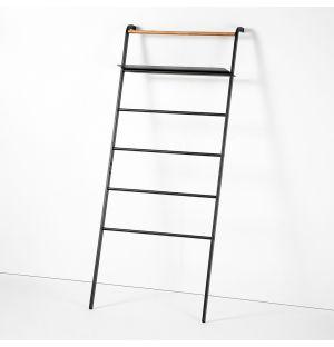 Leaning Ladder Black