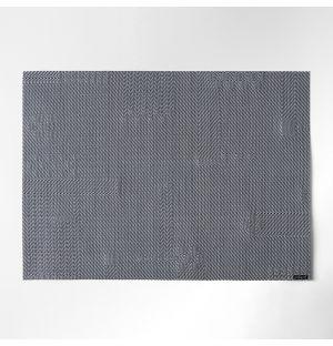 Pixel Placemat Blue