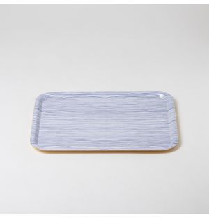Line Tray Blue Large