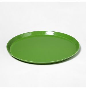 Circular Tray Limeade Large
