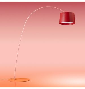 Twiggy Floor Lamp Scarlet, Rose & Orange