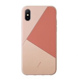 CLIC Marquetry iPhone X/XS Case Rose