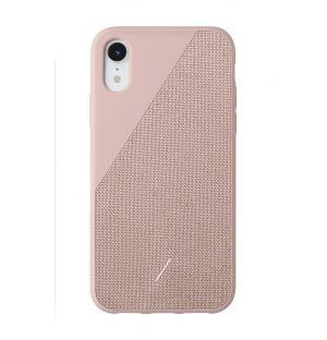 CLIC Canvas iPhone XR Case Rose
