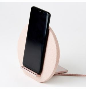 DOCK Wireless Charger Rose