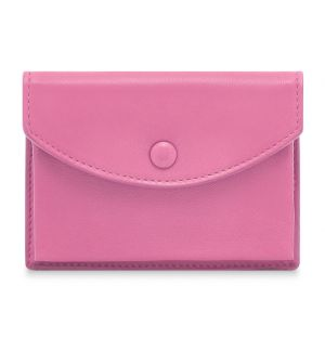 Leather Zipped Coin Purse