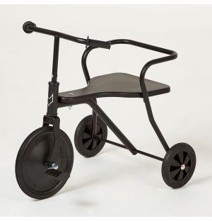 Children's Metal Foxrider Tricycle Black