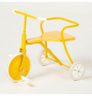 Children's Metal Foxrider Tricycle Yellow