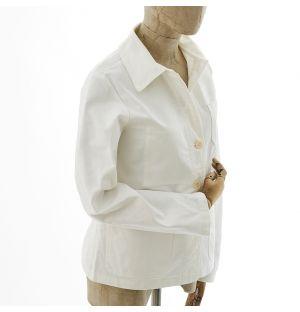 Women's Workwear Jacket Ecru
