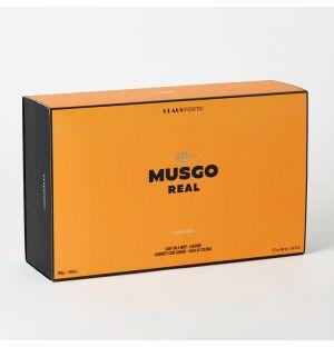 Musgo No.1 Orange Amber Gift Set