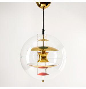 VP Globe Pendant Light Brass